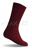 Ladies Solid Dress Socks