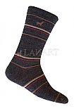 Ladies Logo Dress Socks